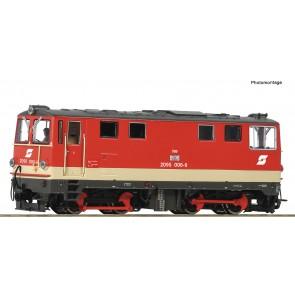 Roco 33298 Diesellok 2095 006 ÖBB