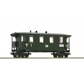Roco 34061 H0e Perswagen 4a. DR grün