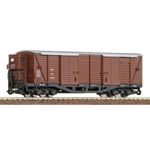 Roco 34536 Ged.Güterwagen H0e, braun