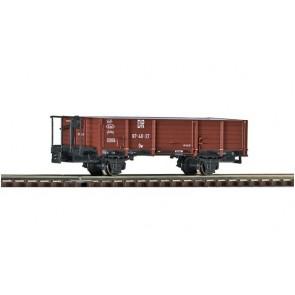 Roco 34550 Offener H0e-Güterwagen+Bühne