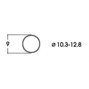 Roco 40069 Haftringsatz 10Stk.10,3-12,8mm