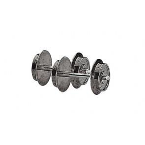 Roco 40196 Radsatz H0 AC 11mm 1 Paar