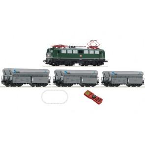 Roco 41362 DigiSet: E Lok BR 140 + Güter