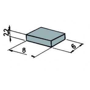 Roco 42256 6-Stück-Packung Magnete