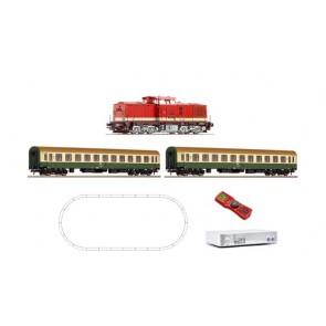 Roco 51284 Digi-Set: Diesell.BR112+Pers.