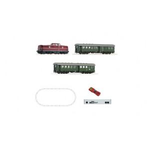 Roco 51295 z21Digi: BR280+Personenzug