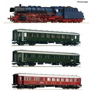 Roco 61474 Zugset BR03.10+Schnellzug