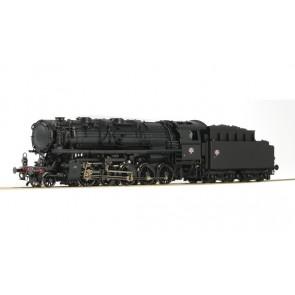 Roco 62144 Dampflok 150X schwarz SNCF