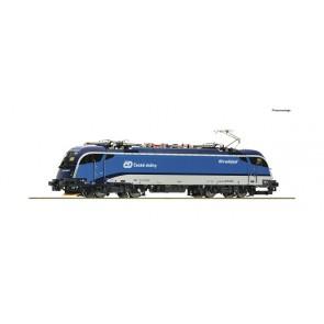 Roco 70487 E-Lok Rh 1216 CD Railjet
