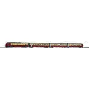 Roco 72069 TEE-Dieseltriebzug De Sound