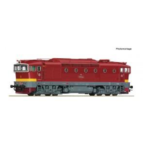 Roco 72946 Diesellok T478 CSD
