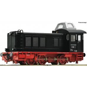 Roco 73069 Diesellok V36 Kanzel DB Sound