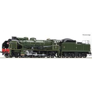 Roco 73079 Dampflok 231E SNCF Sound
