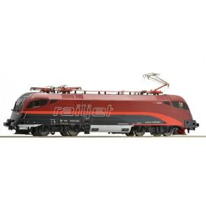 Roco 73234 E-Lok Rh1116 Railjet Cam