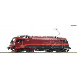 Roco 73248 E-Lok Rh 1216 Railjet Sound