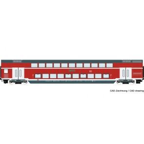 Roco 74152 Doppelstockwagen DB-AG