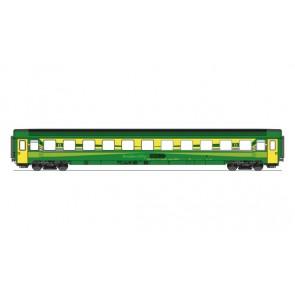 Roco 74335 Eurofima-Wagen 2. Klasse, GYSEV/Raaberbahn epoche 6