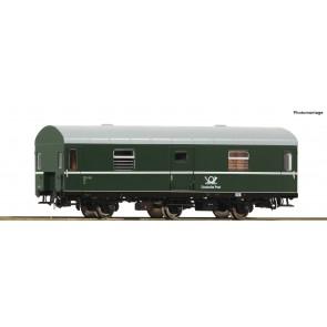 Roco 74463 Rekowagen 3a. Postwagen DR