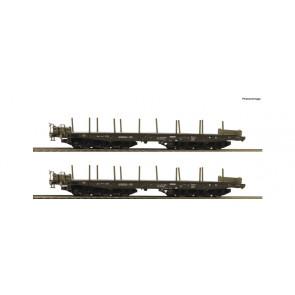 Roco 76074 2-tlg. Set Schwerlastwagen