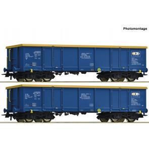 Roco 76086 2er Set Eaos, CTL+Kohle