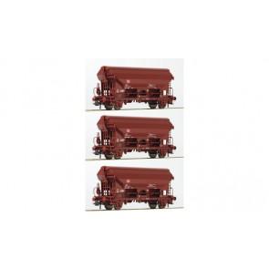 Roco 76575 Set Tdgs DB AG 3-tlg.