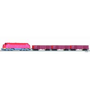 Tillig 01212 Digital-Einsteiger-Set: Güterzug mit Modellgleisoval der MAV mit Sound, Ep. IV