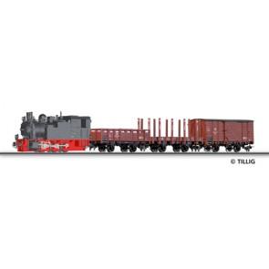 Tillig 01272 Güterzugset, DR