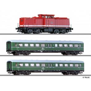 Tillig 01425 Personenzug Modellgleis