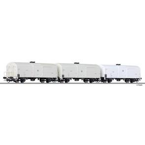 Tillig 01630 Güterwagenset, DB
