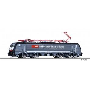 Tillig 02489 Elektrolokomotive BR 189 der MRCE / SBB Cargo International, Ep. VI