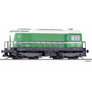 Tillig 02625 Diesellokomotive WL-30 der VEB Kalikombinat Werra, Ep. III