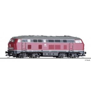 Tillig 02743 Diesellokomotive V 162 der DB, Ep. III -FORMVARIANTE-