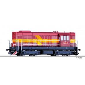 Tillig 02752 Diesellokomotive Reihe 742 der ZSSK Cargo, Ep. V/VI