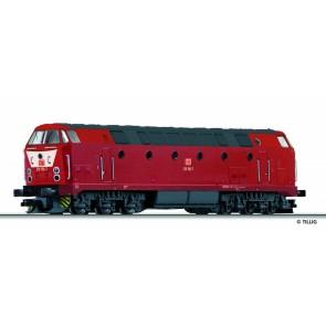 Tillig 02792 Diesellokomotive BR 219 der DB AG, Ep. V -FORMVARIANTE-