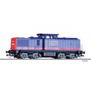 Tillig 04591 Diesellokomotive Reihe 745 der METRANS (CZ), Ep. VI