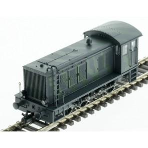 Tillig 04639 Diesellokomotive WR 360 C in Tarnlackierung, Ep. II