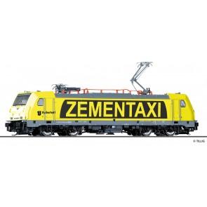 "Tillig 04922 Elektrolokomotive 145 089-9 ""ZEMENTAXI"" der Rhein Cargo GmbH & Co. KG, Ep. VI"