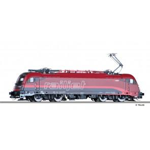 Tillig 04968 Elektrolokomotive Rh 1216 Railjet der ÖBB, Ep. VI