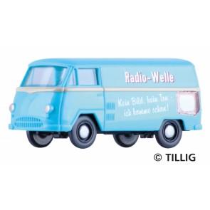 Tillig 08607 Matador Kastenwagen Radio Welle