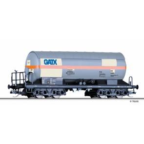 Tillig 15008 Gaskesselwagen Zags der GATX Rail Polska Sp.z.o.o., Ep. VI