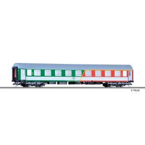 Tillig 16402 Reisezugwagen 1./2. Klasse ABdnu, Typ Y/B 70, der PKP, Ep. V
