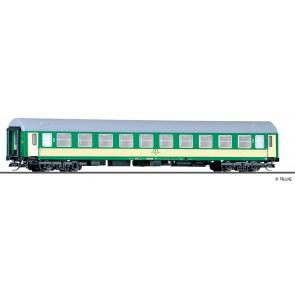 Tillig 16403 Reisezugwagen 2. Klasse Bdnu, Typ Y/B 70, der PKP, Ep. V