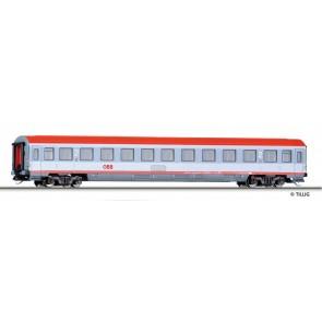 Tillig 16540 Reisezugwagen 2. Klasse Bmz der ÖBB, Ep. VI