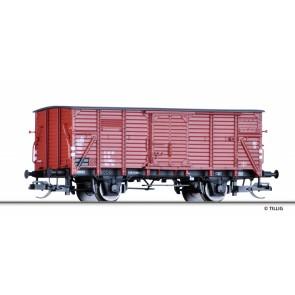 Tillig 17356 Gedeckter Güterwagen Glkm der DR, Ep. IV