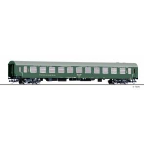Tillig 501637 Liegewagen 2. Klasse Bcme, Bauart Halberstadt, der BDZ, Ep. IV