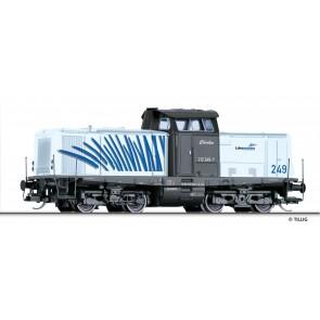 Tillig 501733 Diesellokomotive 212 249-7 der LOKOMOTION, Ep. VI