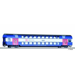 Tillig 73812 Doppelstockwagen 2. Klasse HVZ der SBB, Ep. VI