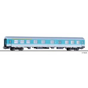 Tillig 74906 Reisezugwagen 1./2. Klasse mit Gepäckabteil ABDomsbd 409.1, Bauart Halberstadt, der DB AG, Ep. V
