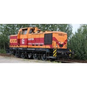 Tillig 96117 Diesellokomotive 346 171-2 der LUTRA Hafengesellschaft, Ep. VI