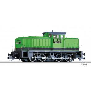 Tillig 96159 Diesellokomotive V 60-BUG-05 der BUG Vermietungsgesellschaft, Ep. V
